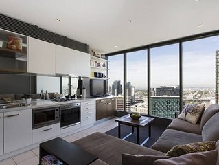 Luxury Apt in Southbank