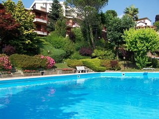 Cordelia 2 bilocale con vista lago e piscina