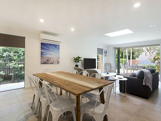 Feel at Home - Charming Beach Side Home in Lovely Location - Sunshine Beach