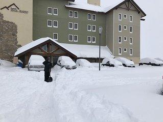 Ski in Ski Out Valle Nevado Ski Resort Apartment