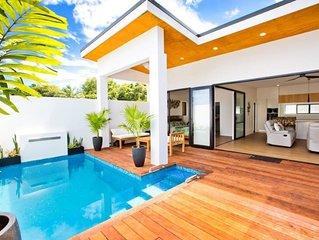 Konoha Escape - Fully private,Pool,Outdoor bathtub