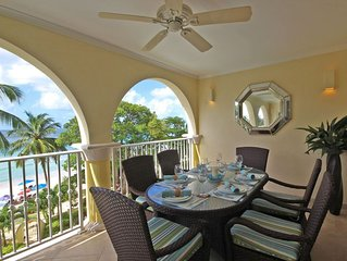Sapphire Beach 313 - Luxury Oceanfront Condo
