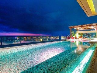 Condo V177 #506 1 BR, 1 BA, Romantic Zone, rooftop pool, Puerto Vallarta!