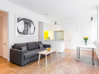 MAYFAIR OXFORD CIRCUS DESIGNER APARTMENT