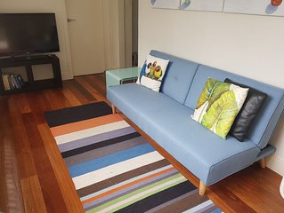 1 BR BEACHSIDE RETREAT WITH LAP POOL - close to Coogee Beach