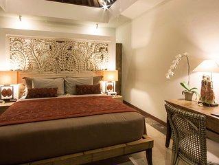 Two Bedroom Pool Villa at Purnama beach