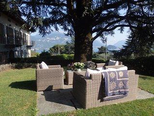 garden apartment with beautiful views