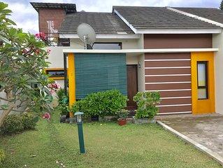 Villa Tirai Bamboe best holiday escape in Lembang