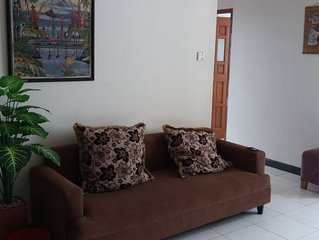 Apartment 3 bedroom Mangga Dua { Apt Panggeran Jayakarta}