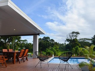 Perfect 2 bedroom villa with pool