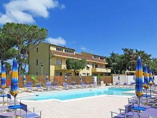 Ferienwohnung Residence Riviera  in Marina di Cecina (LI), Riviera degli Etrusch