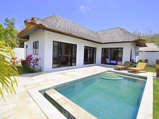 Ungasan 2 Bed villa, close to beaches