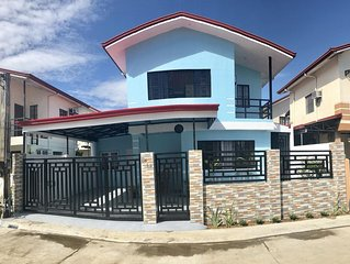 3 bedroom, 3 baths house in a secured subdivision