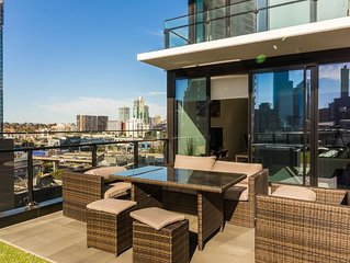 Platinum Private Terrace