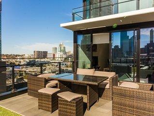 Platinum Private Terrace
