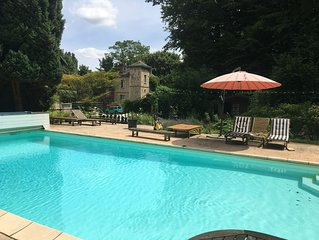NEW! 200SQM DREAMHOUSE FOR ALL SEASONS, CLOSE TO DISNEY & 30 MiNUTES TO PARIS