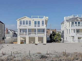 Luxury Oceanfront Brant Beach Home