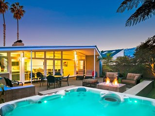 20% OFF JULY - Private Paradise with Yard, Hot Tub + Walk to Beach