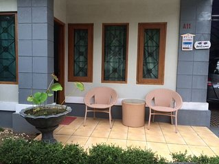 3 Bedroom villa in Bandung