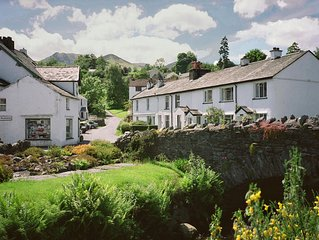 Spa Cottage in Braithwaite, Nr. Keswick, Northern Lake District, Cumbria