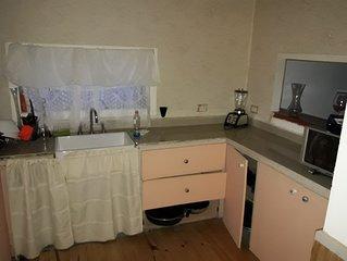 Bariloche. Acogedora y confortable casa en peninsula san pedro