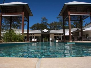 Noosa North Shore Luxury Home