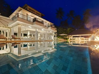 Luxury 6 Bedroom Villa1 Waterfront - Candidasa;