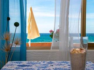 Sardegna  Castelsardo direttamente sul mare appartamento