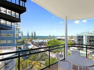 Ocean views from your balcony