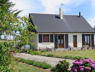 Ferienhaus Ferienruhe (SJA100) in Saint Jacut de la Mer - 6 Personen, 3 Schlafzi