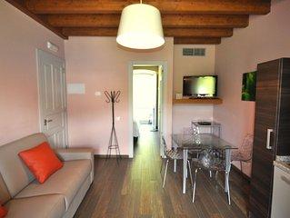 Apartamento rural Casona la Sierra con capacidad maxima de 4 personas.