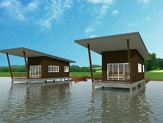 Amantra Lake View Villa For Rent