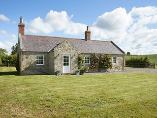 Lightpipe Cottage, a secluded, dog friendly, hideaway in the midst of the Northu
