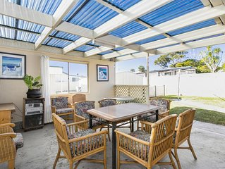 Affordable Holiday Accommodation - 1A Powell Ave