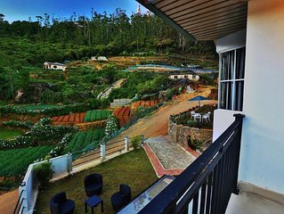 Nuwara Eliya Holiday Bungalow- ideal choice for holidaymakers & families