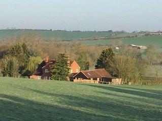 Little Oak Barn, delightful barn in a beautiful quiet setting, sleeps 2.