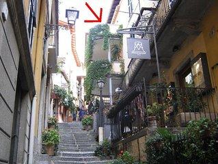 Appartamento nel cuore di Bellagio con Wi Fi e aria condizionata.