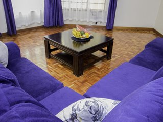 Homestay located 5km from Nairobi city centre