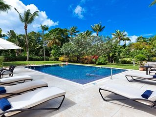 A Private Villa With A Pool - Just A Short Walk To A Stunning Beach