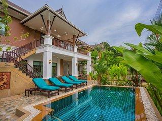 Baan Narakorn Private pool-Aonang Krabi