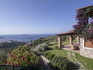 Welcome to Villa Bourtzi in Agia Kali Villas, Skiathos