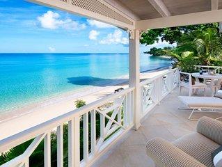 A Luxurious 4 Bedroom Beach Villa Set On A Stunning Beach With A Chef Service