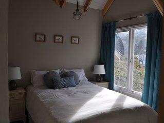 Apartamento para 2 personas, moderno, muy luminoso, en Planta Alta