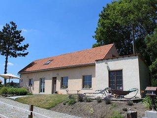 Quaint Mansion in Ellezelles with Garden