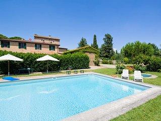 Villa in Siena, Siena and surroundings, Tuscany, Italy