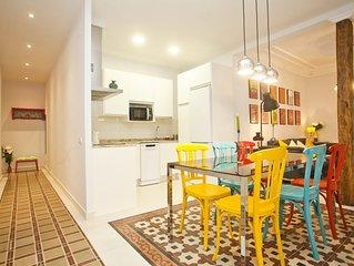 Fantastic Renewed Apartment in Chamberi
