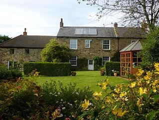The Old Byre self-catering cottage