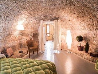 Cave Hotel- Cuevas en Bardenas Reales de Navarra