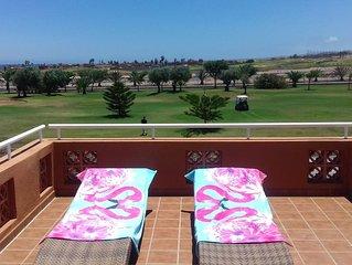 Detached Villa 3 bedrooms, GOLF AREA, 2 bath, private pool, sleeps 6.