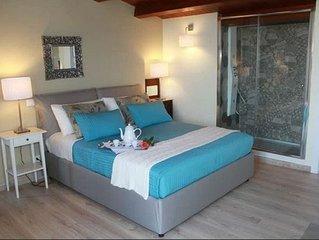 Musa Sea Lodge Suite Iris
